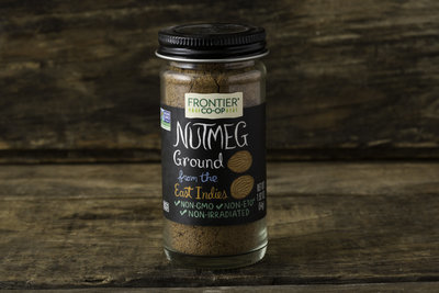 Thumb 400 frontier natural products ground nutmeg 1 92 oz