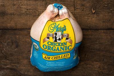 Thumb 400 mary s free range chicken organic whole chicken 4 lb