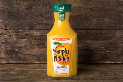 Thumb 400 simply orange orange juice pulp free 1 75 liters