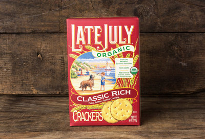 Thumb 400 late july classic rich crackers 6 oz