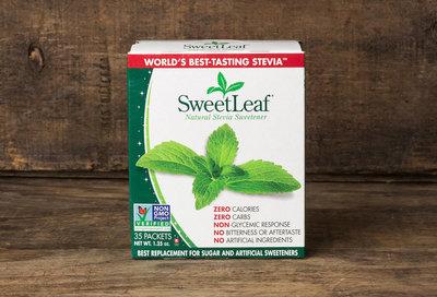 Thumb 400 sweet leaf sweet leaf stevia packets 35 packets