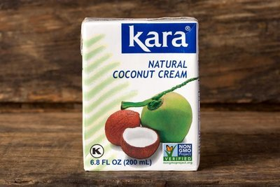 Thumb 400 kara natural coconut cream 6 8 oz