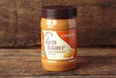 Thumb 400 earth balance crunchy no stir peanut butter 16 oz